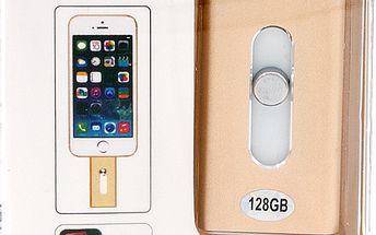 USB Flash disk s Lightning konektorem 128 GB FD0002-0614