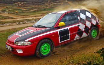 AutoRallyCross: adrenalin na závodním okruhu