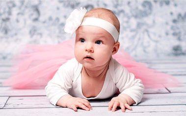 Focení vašeho miminka nebo rodinné foto