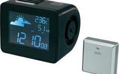 Bezdrátové projekční hodiny s předpovědí počasí Renkforce KL7001