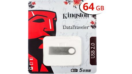 USB Flash disk KINGSTON 64 Gb DataTraveler SE9