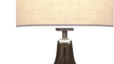 Stolní lampa Sao Paolo Silver - doprava zdarma!