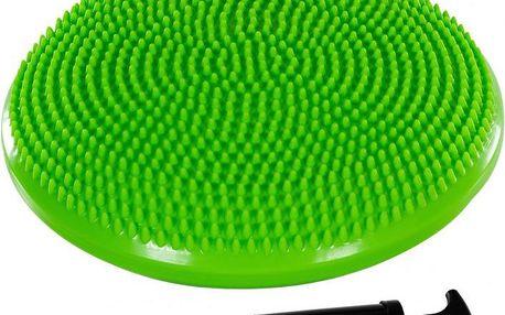 Balanční polštář na sezení MOVIT 33 cm, zelený
