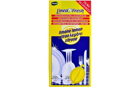 LINEA FRESH DISH WASHER DEODORANT Lemon LINEA FRESH DISH WASHER DEODORANT Lemon