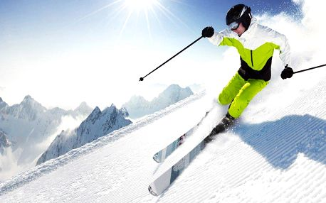 3denní lyžování v Itálii – doprava, polopenze i skipas