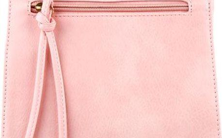 Růžová kabelka 16130PI UNI