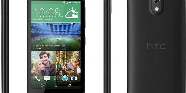 Mobilní telefon HTC Desire 526G, Dual SIM, černý