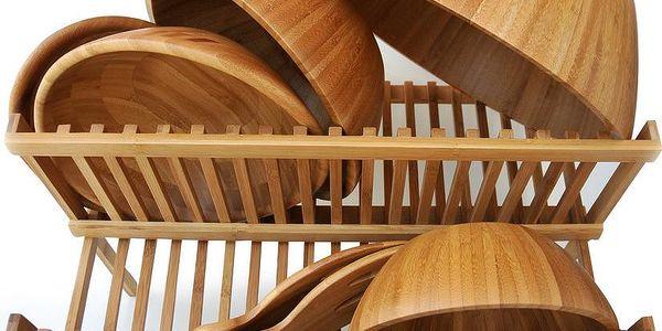 Bambusový odkapávač Meriend