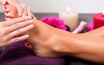 Relaxační balíček s masáží a koupelí