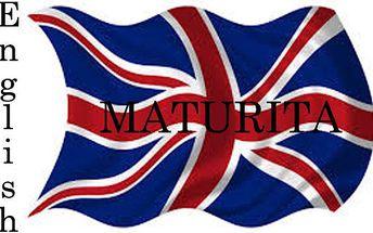 Maturita z angličtiny - přípravný kurz
