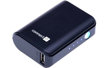 Power Bank Connect IT CI-247 5200mAh (CI-247) černá