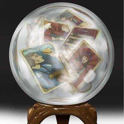 Osobní výklad tarotových a cikánských karet. Součástí i numerologický vhled nebo dojede na kyvadlo!