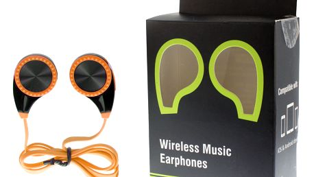 Sluchátka Wireless Music Earphones