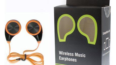 Sluchátka Wireless Music Earphones