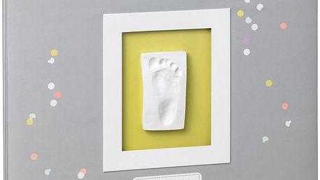 Baby Art Fotoalbum s prostorem pro jeden otisk My Creative Photo Album, Šedá