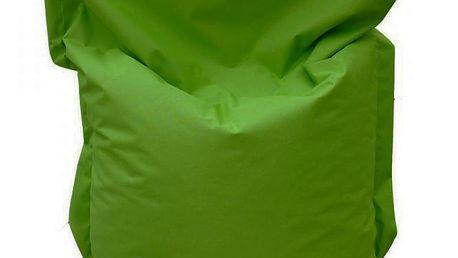 BulliBag Sedací vak - zelený, 100x70 cm