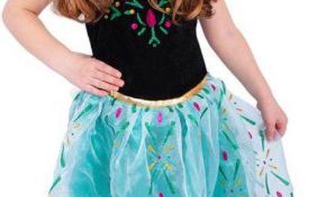 Karnevalový kostým princezna Anna Ledové království
