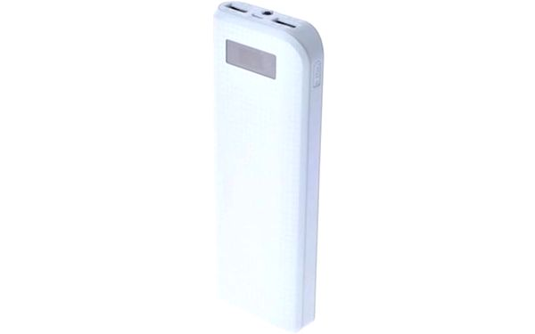 REMAX PowerBank 20 000 mAh, bílá barva