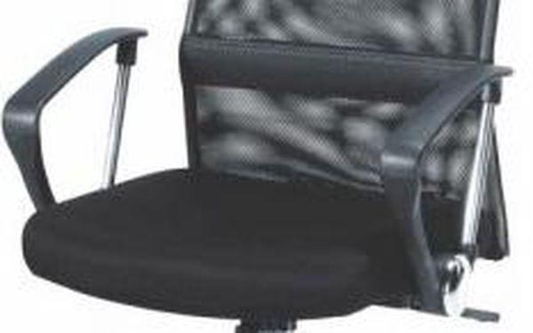 Kancelářská židle Vire (černá)