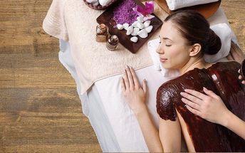 Masáže s vůní čokolády nebo moře pro páry i jednotlivce