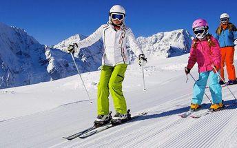 Kompletní servis lyží na strojích Montana