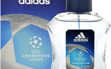 Adidas UEFA Champions League Star Edition toaletní voda 100ml pro muže