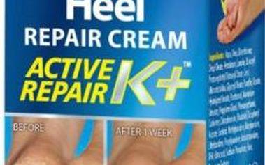 Scholl Krém na rozpraskané paty s keratinem 60 ml