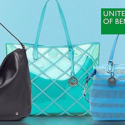 Parádní italské kabelky Benetton