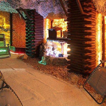 Relaxační rande v sauně s masáží a sektem