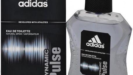 Adidas Dynamic Pulse - toaletní voda s rozprašovačem 100 ml