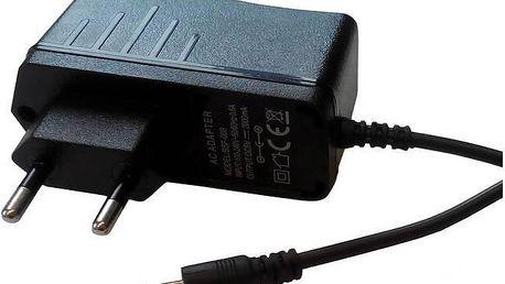 Nabíječka do sítě iGET ,1x 2,5 mm Nokia konektor černý
