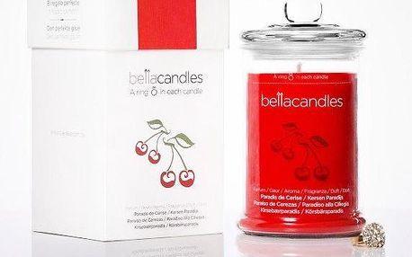 BellaCandles Cherry Paradise - Velká