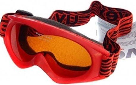 Lyžařské dětské brýle UVEX Supravision na lyže a snowboard, 100% ochrana proti UVA, UVB a UVC záření