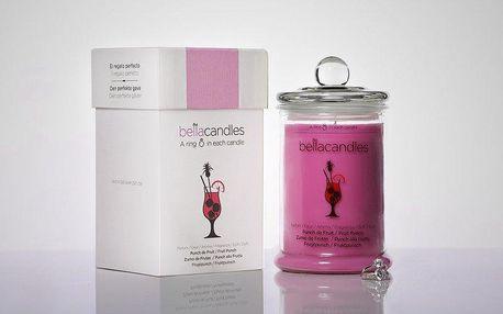 BellaCandles Ovocný punč - Velká