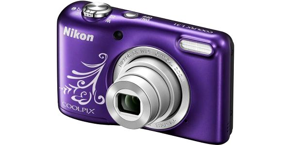 Nikon COOLPIX L31 purple