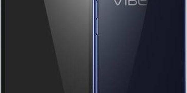 Lenovo VIBE S1 + zadní kryt a fólie zdarma (PA200020CZ ) modrý + dárek Lenovo trojnožka,selfie tyč,čočky + Doprava zdarma