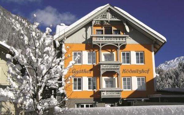 Rakousko, oblast Tyrolsko, doprava vlastní, polopenze, ubytování v 3* hotelu na 8 dní
