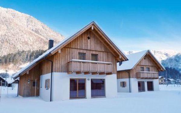 Rakousko, oblast Dachstein West, doprava vlastní, bez stravy, ubytování v 4* hotelu na 8 dní