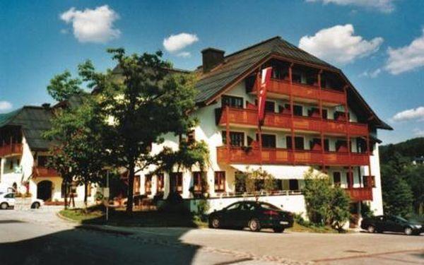 Rakousko, oblast Dachstein West, doprava vlastní, bez stravy, ubytování v 3* hotelu na 8 dní