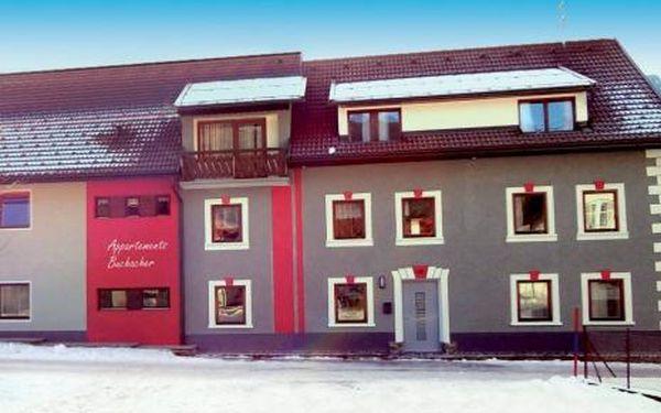 Rakousko, oblast Nassfeld, doprava vlastní, bez stravy, ubytování v 3* hotelu na 8 dní