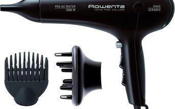 Fén na vlasy Rowenta CV 8655 D5 Infini Pro AC Volume