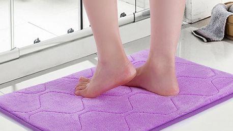 Apsorpční koberec do koupelny - 60 x 40 cm