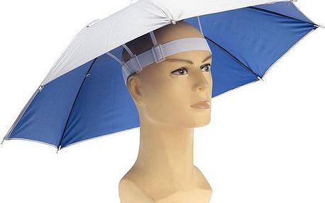 Deštník na hlavu - poštovné zdarma