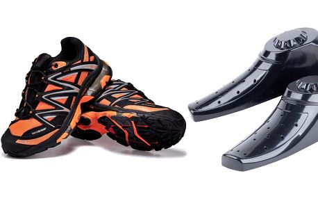 Elektrický vysoušeč obuvi pro vaše suché boty