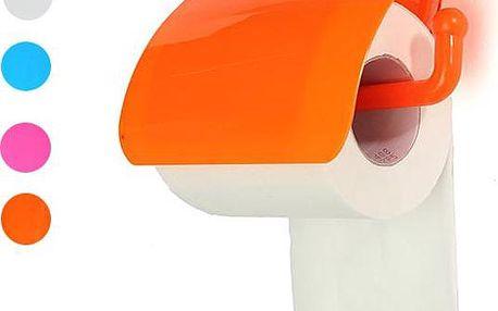Plastový držák toaletního papíru