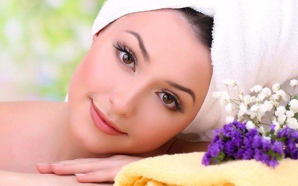 Relaxační ošetření s masáží obličeje