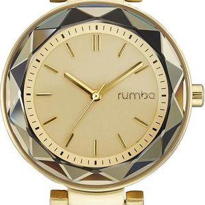 Dámské hodinky Madison Gem Gold - doprava zdarma!