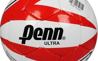 Handy Toy Fotbalový míč PENN, červená