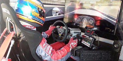 AquaPro Racing - Závodní simulátor