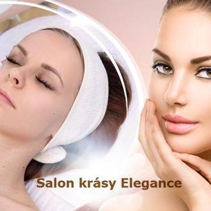 60min. čištění pleti ultrazvukovou špachtlí včetně masky a masáže obličeje i dekoltu u metra B Křižíkova!